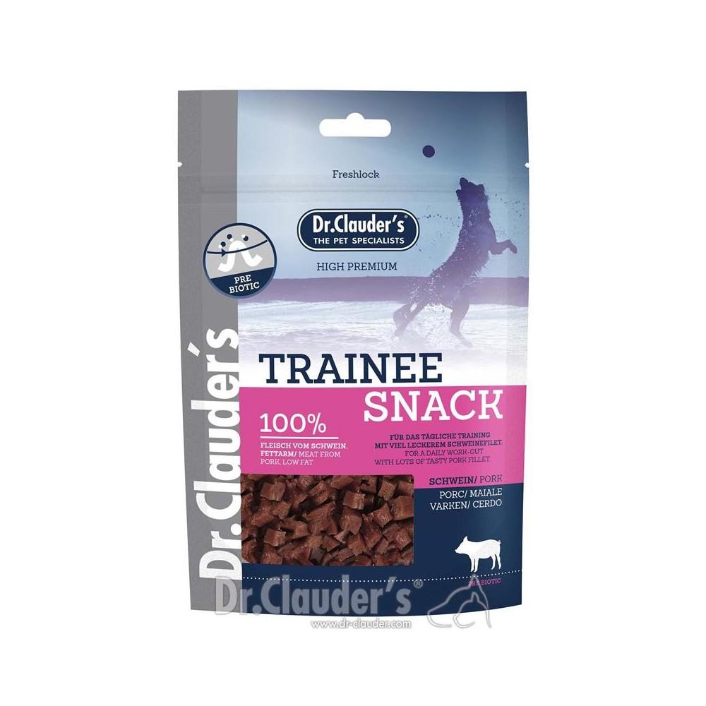 Snack  per Training. Premietti 100% Carne di Maiale 80 Gr