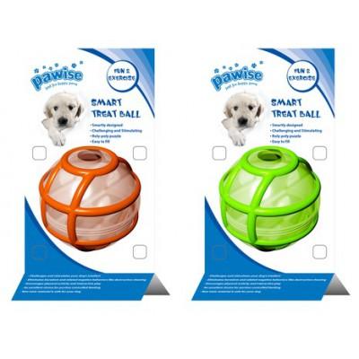 Pallina porta snack attivazione mentale per cani