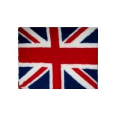 Vet Bed tappeto antiscivolo Bandiera Inglese per cani