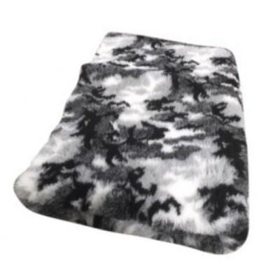 Vet Bed tappeto antiscivolo Grigio Militare per cani