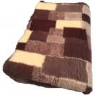 Vet Bed tappeto antiscivolo PATCHWORK Marrone per cani