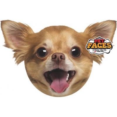 Pet Faces muso Chihuahua Cuscino gadget cani