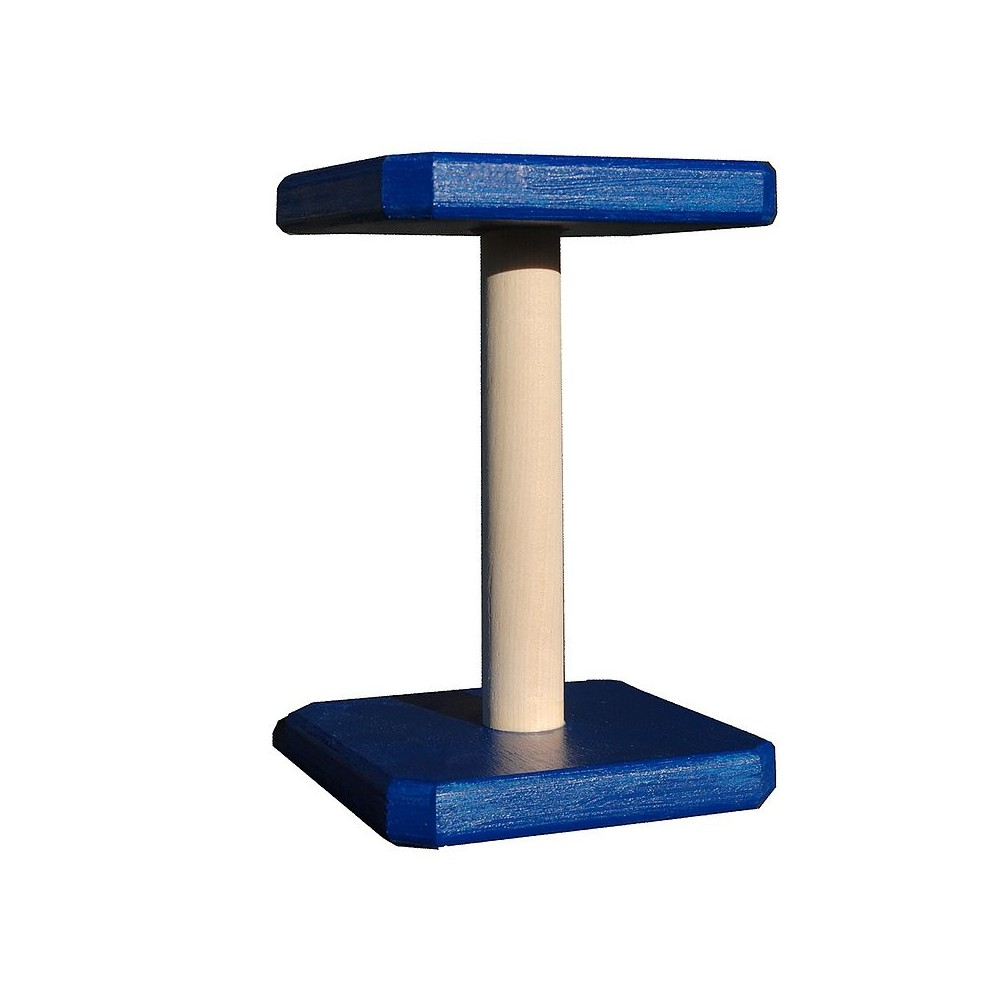 Riportello legno quadrato per direttivi Obedience