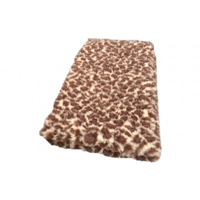 Vet Bed tappeto antiscivolo Leopardato per cani