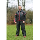 Protezione: Pantaloni tuta Tessuto tecnico impermeabile Tg. L addestramento cani