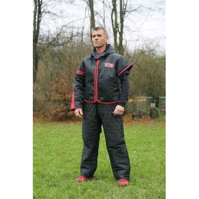 Protezione Pantalone Salopette per Figurante addestramento cani