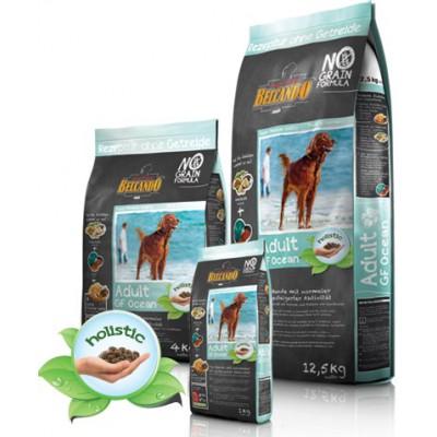 Alimento completo BELCANDO Adult GF Ocean 12,5 Kg per cani