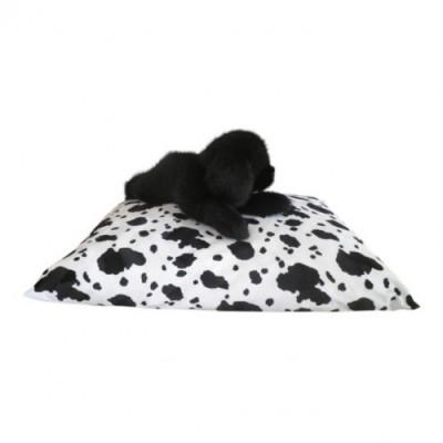Cuscino Imbottito Muccato 100x70 cm. per cani