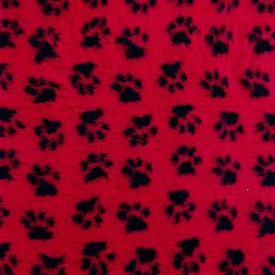 Vet Bed tappeto antiscivolo ROSSO per cani