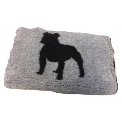 Vet Bed tappeto antiscivolo STAFFORDSHIRE TERRIER per cani