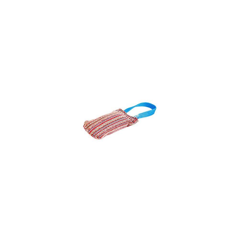 Tug Salamotto tela francese JULIUS K9 Maniglia singola per cani
