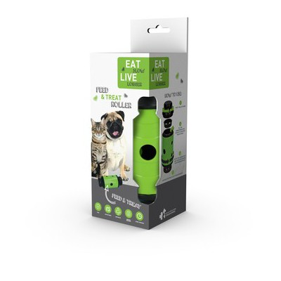 Dispenser crocchette Eat slow Live Longer per cani