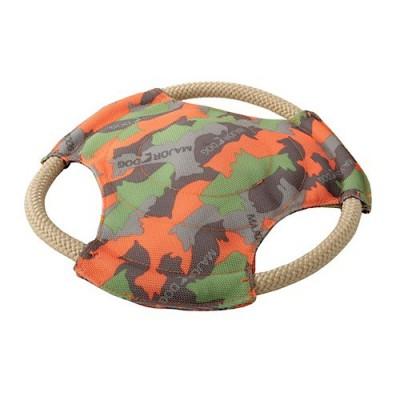 Frisbee galleggiante MajorDog in tela per cani