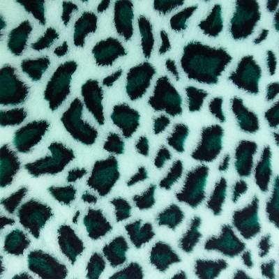 Vet Bed tappeto antiscivolo Leopardato Verde per cani