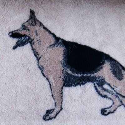 Vet Bed tappeto antiscivolo Pastore Tedesco per cani