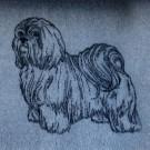 Vet Bed tappeto antiscivolo Shih Tzu per cani