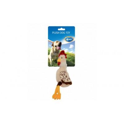 Peluche squeak Gallina 35 cm per cani