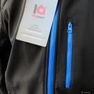 IQ DOG Softshell Unisex - Giacca Conduttore Cinofilo addestramento cani