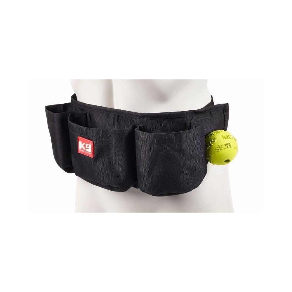 Cintura multitasche magnetica addestramento cani