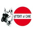 Cartello Attenti al... per cani