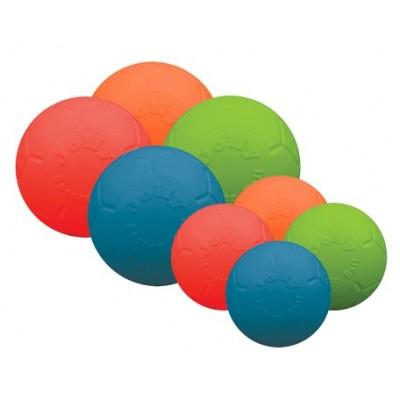 Pallone da calcio, non si sgonfia. Diam. 20 cm. per cani