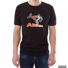 T-shirt unisex AirBorne addestramento cani