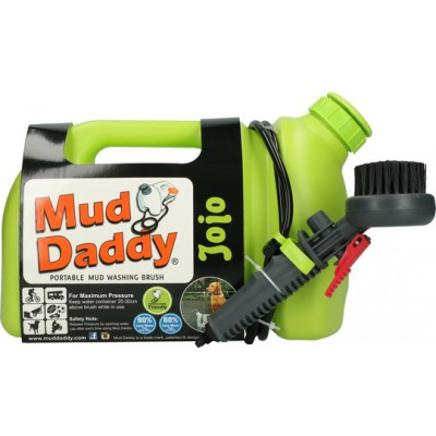 Doccetta Portatile Mud Daddy 5 Lt. per cani