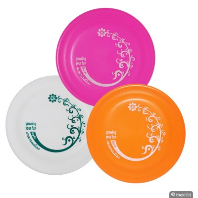 Frisbee DISC DOG MAMADISC LIGHT BIANCO per cani