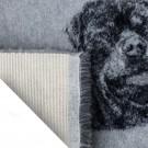 Vet Bed Tappeto Antiscivolo Rottweiler