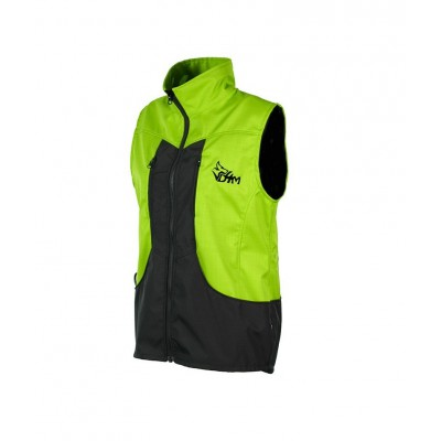 Gilet Dog4me Even Verde addestramento cani