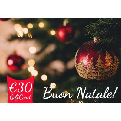 Gift Card €. 30,00