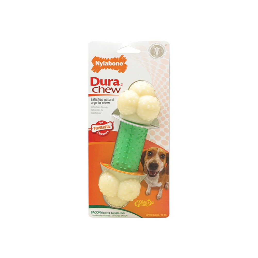 Osso masticabile Double Action Chew Regular per cani