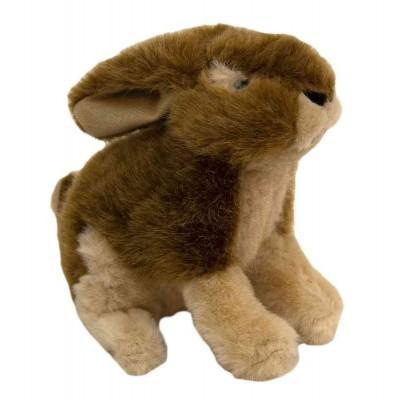 peluche a forma di coniglio per cani