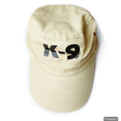 Cappellino conduttore cinofilo JULIUS K9 Beige addestramento cani