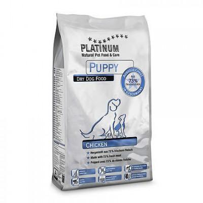 Alimento completo per cuccioli Platinum Puppy Chicken per cani
