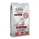 Alimento completo Platinum Adult Manzo e Patate per cani