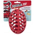 Gioco gomma a forma di uovo di dinosauro Dogzilla DINO per cani