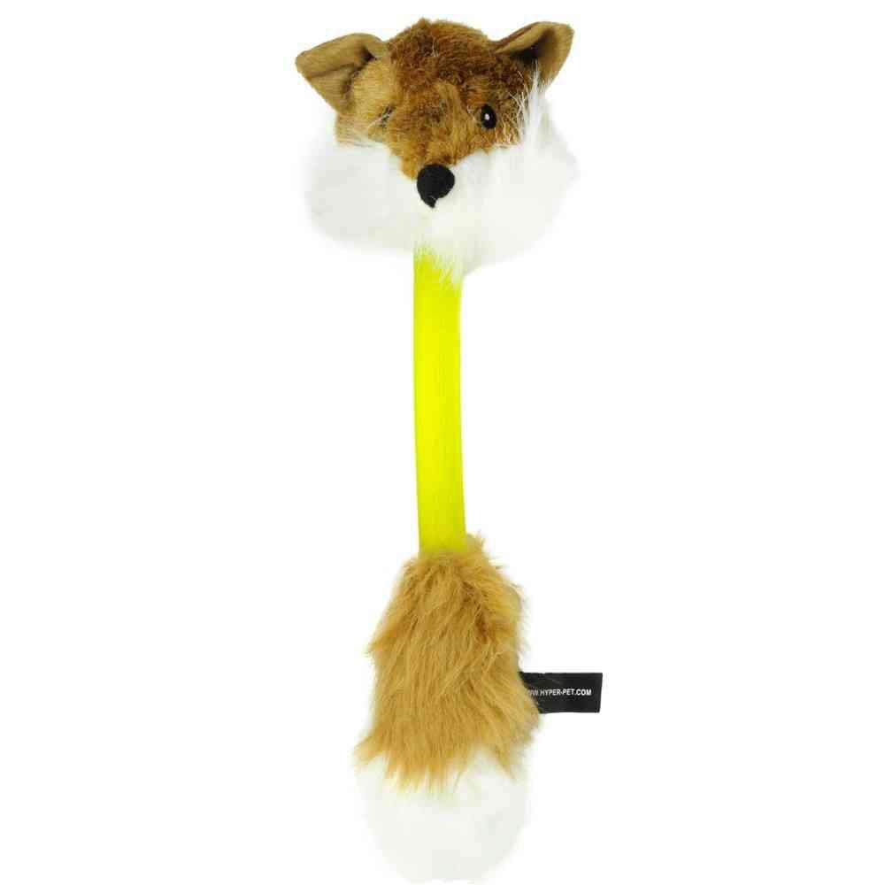 Gioco Tug Shake Fox - Divertente e resistente per cani