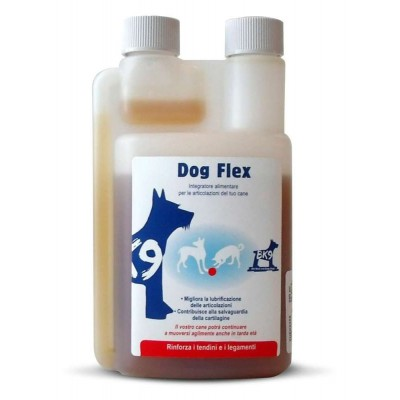 Dog Flex Integratore legamenti tendini cartilagini 250 ml per cani