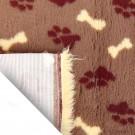 Vet Bed tappeto antiscivolo Grigio per cani