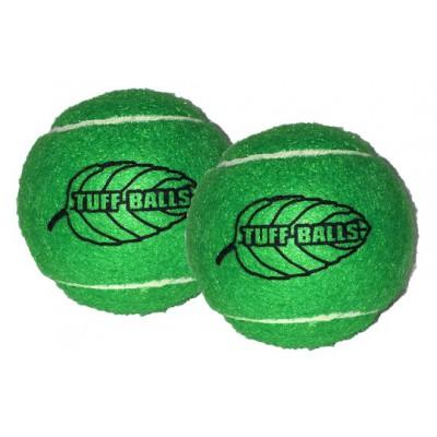 Pallina tennis aromatizzate alla menta - 2 pezzi