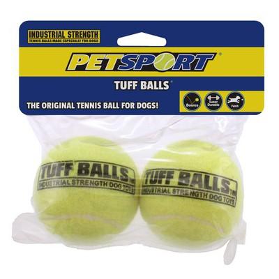 Pallina tennis - Confezione da 2 pezzi - 6 cm