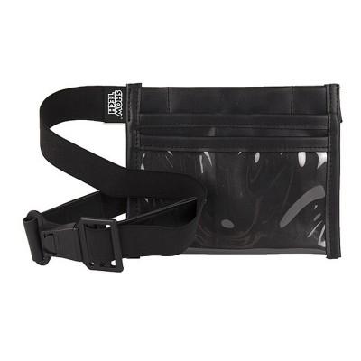 Cintura porta numero con tasca per snack per cani