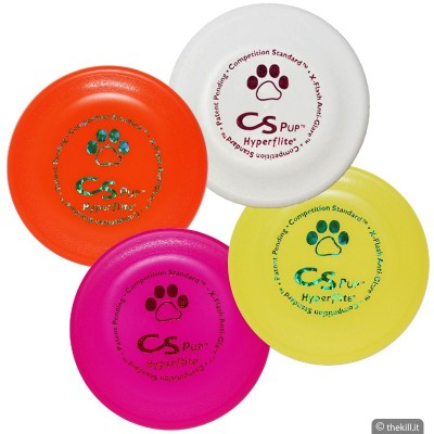 Frisbee DISC DOG CS PUPPY HYPERFLITE per cani