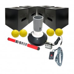 K-9 BSD HDPE Kit Ricaricabile