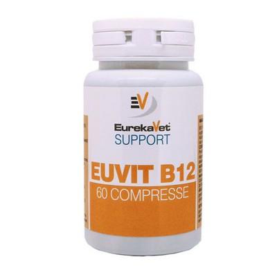 EUVIT Vitamina B12 ad elevata concentrazione per cani