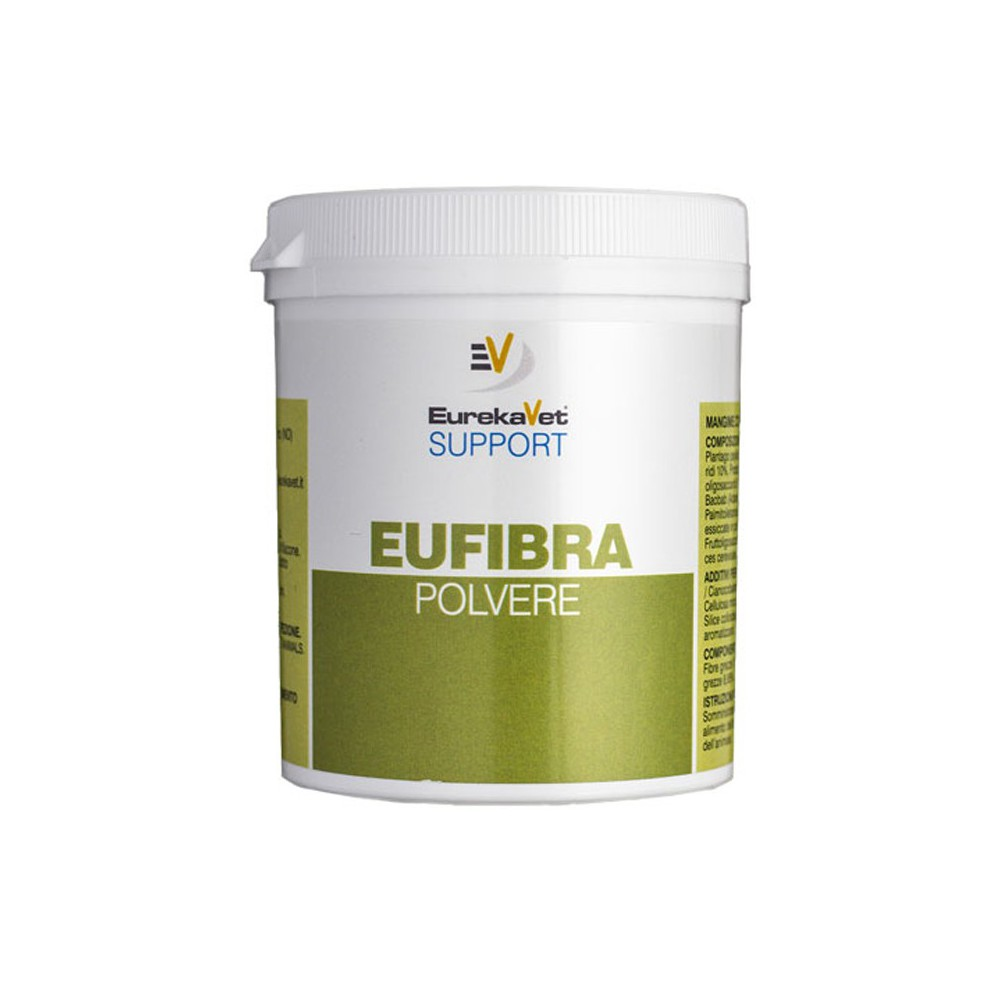 EUFIBRA Arricchisce la dieta di fibre per cani