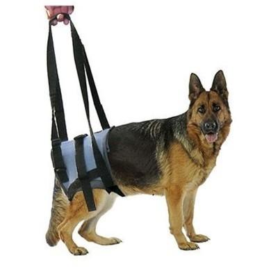 Imbrago per sorreggere ed aiutare cani displasici per cani