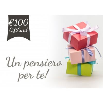 Gift Card 100,00 euro