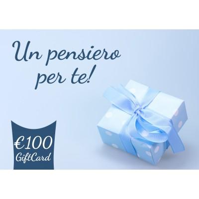 Gift Card  €. 100,00